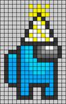 Alpha pattern #56717