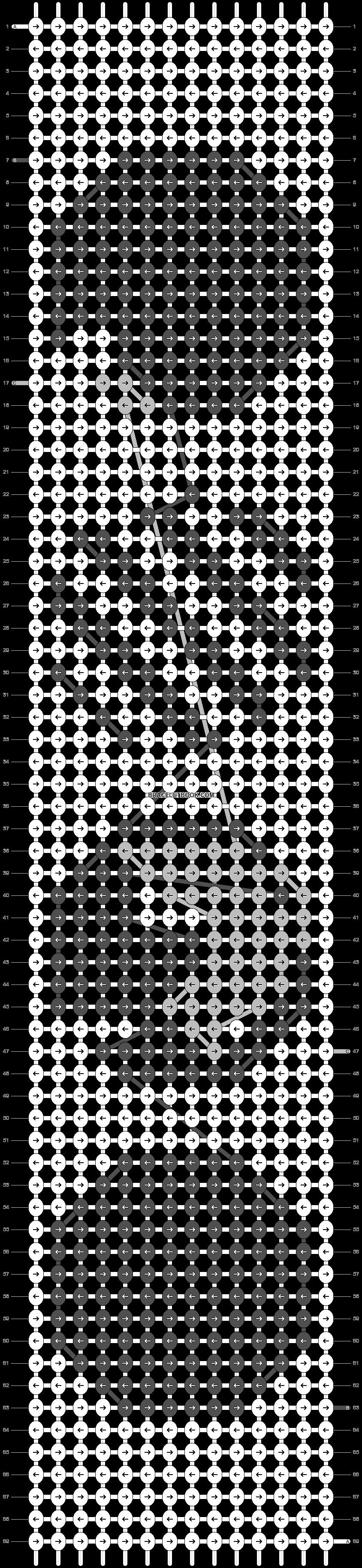 Alpha pattern #56720 pattern