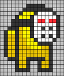 Alpha pattern #56723