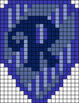 Alpha pattern #56726