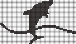 Alpha pattern #56735