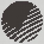 Alpha pattern #56744