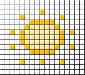 Alpha pattern #56745
