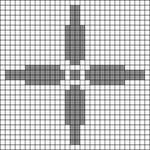 Alpha pattern #56747