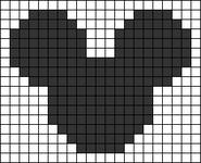 Alpha pattern #56749