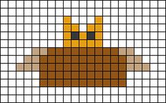 Alpha pattern #56751