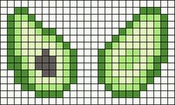 Alpha pattern #56752