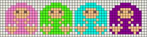 Alpha pattern #56753