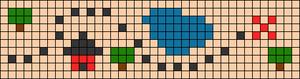 Alpha pattern #56756