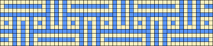 Alpha pattern #56757