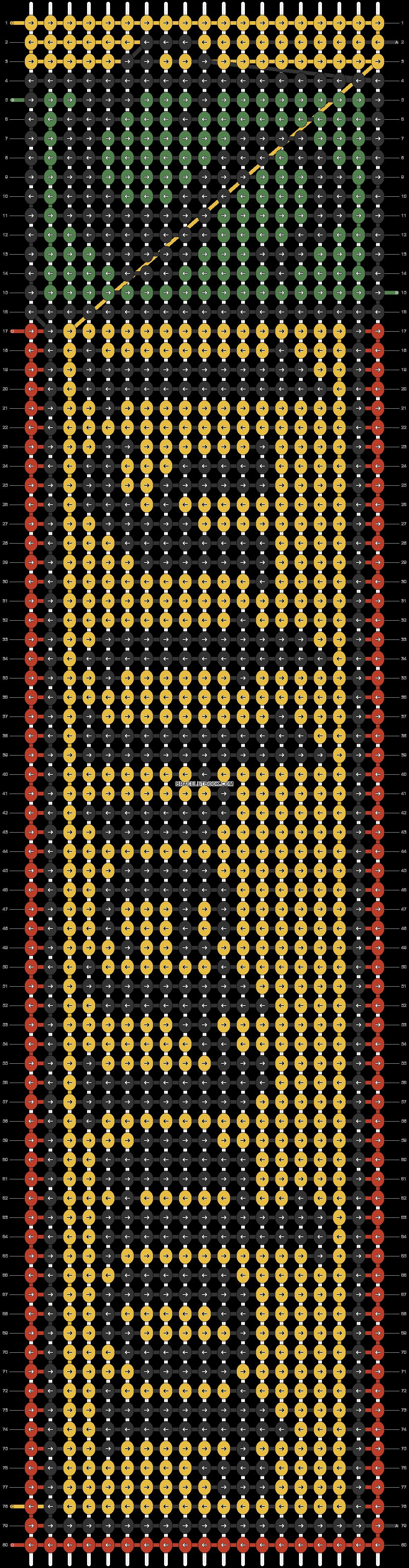 Alpha pattern #56758 pattern
