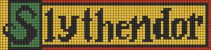 Alpha pattern #56758