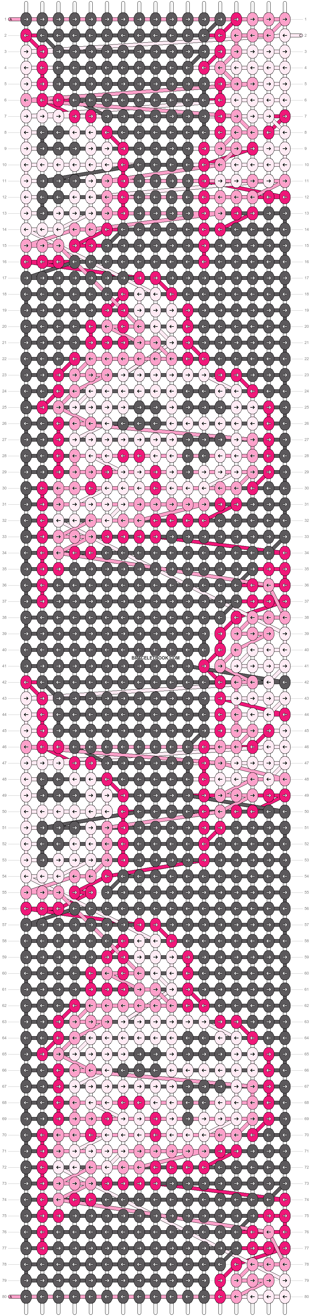 Alpha pattern #56763 pattern