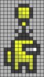 Alpha pattern #56767