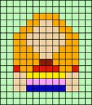 Alpha pattern #56774