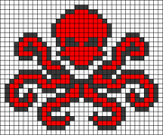 Alpha pattern #56777