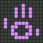 Alpha pattern #56785