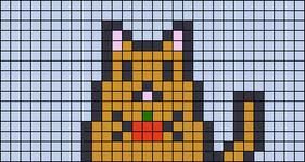 Alpha pattern #56791