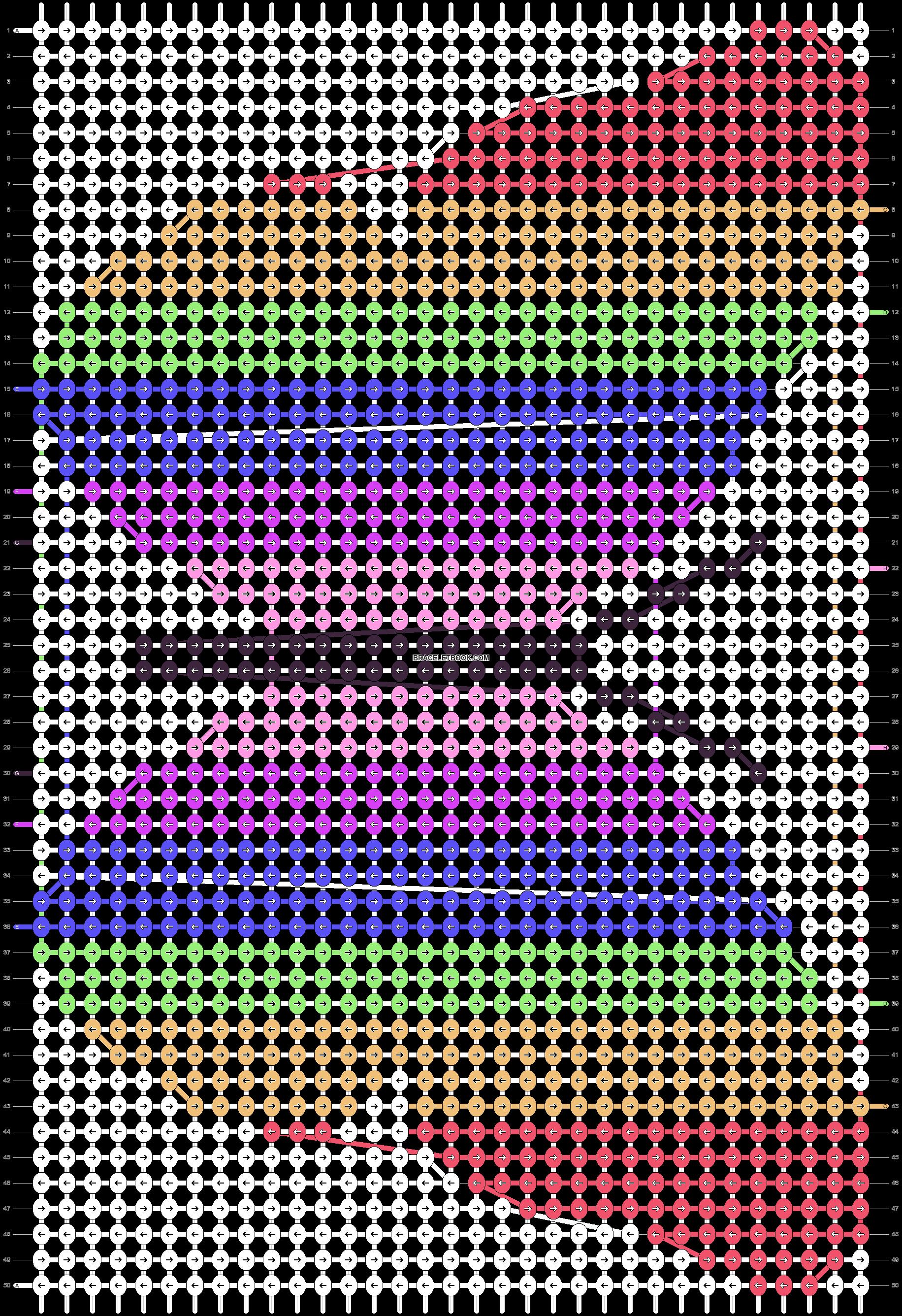 Alpha pattern #56796 pattern