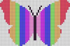 Alpha pattern #56796