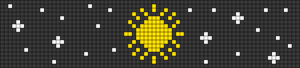 Alpha pattern #56804