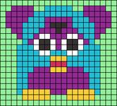 Alpha pattern #56816