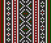 Alpha pattern #56821