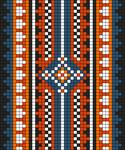 Alpha pattern #56825
