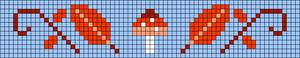 Alpha pattern #56842