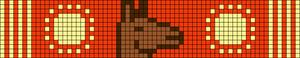 Alpha pattern #56847