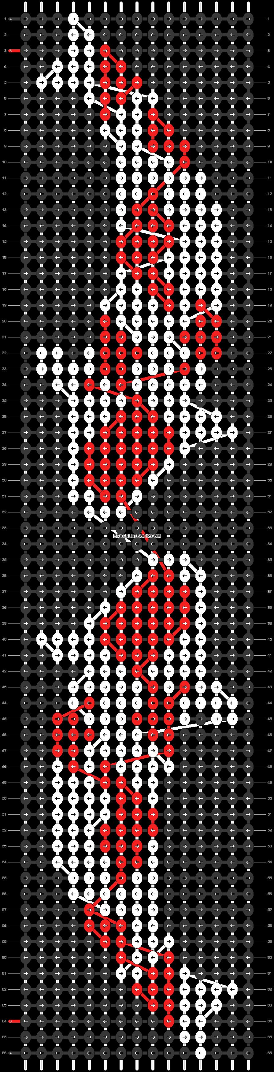 Alpha pattern #56848 pattern