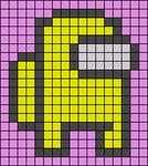 Alpha pattern #56862