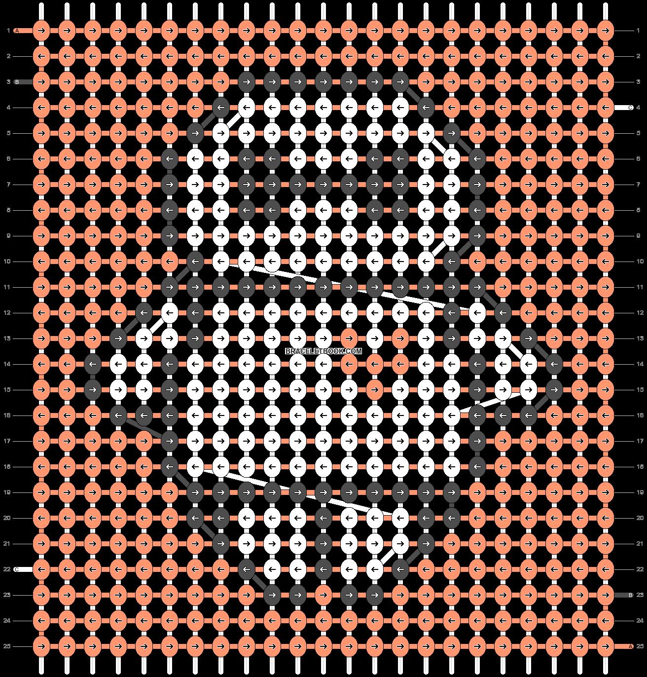 Alpha pattern #56872 pattern