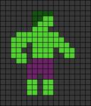 Alpha pattern #56874