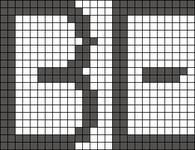 Alpha pattern #56876