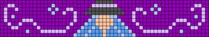 Alpha pattern #56894