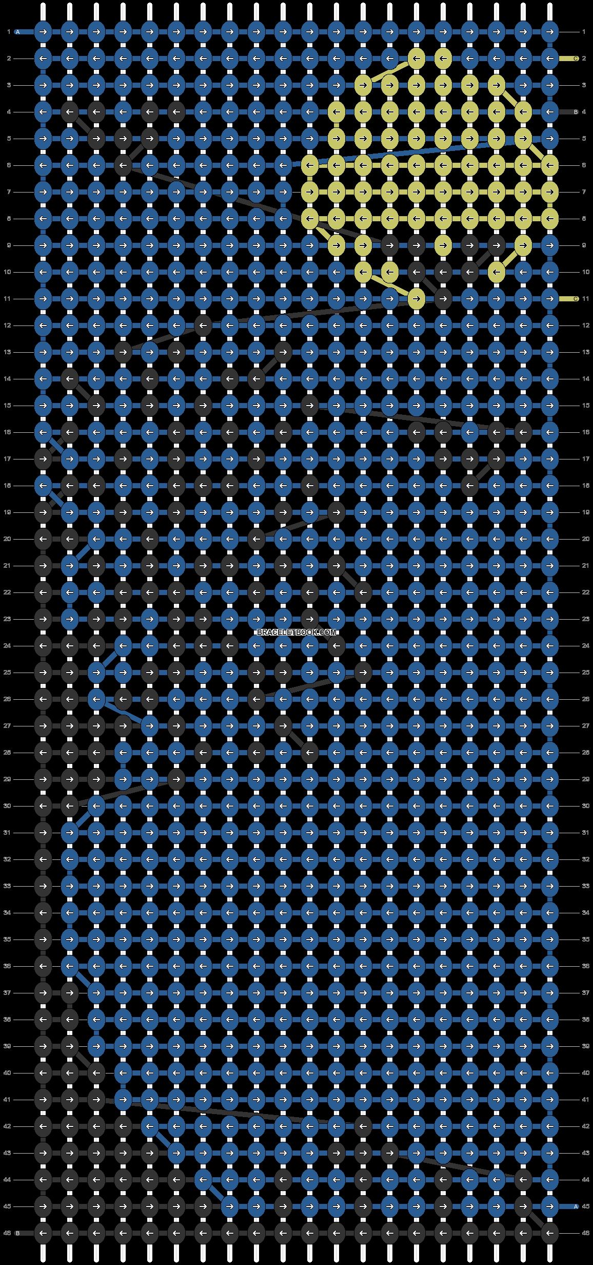 Alpha pattern #56896 pattern