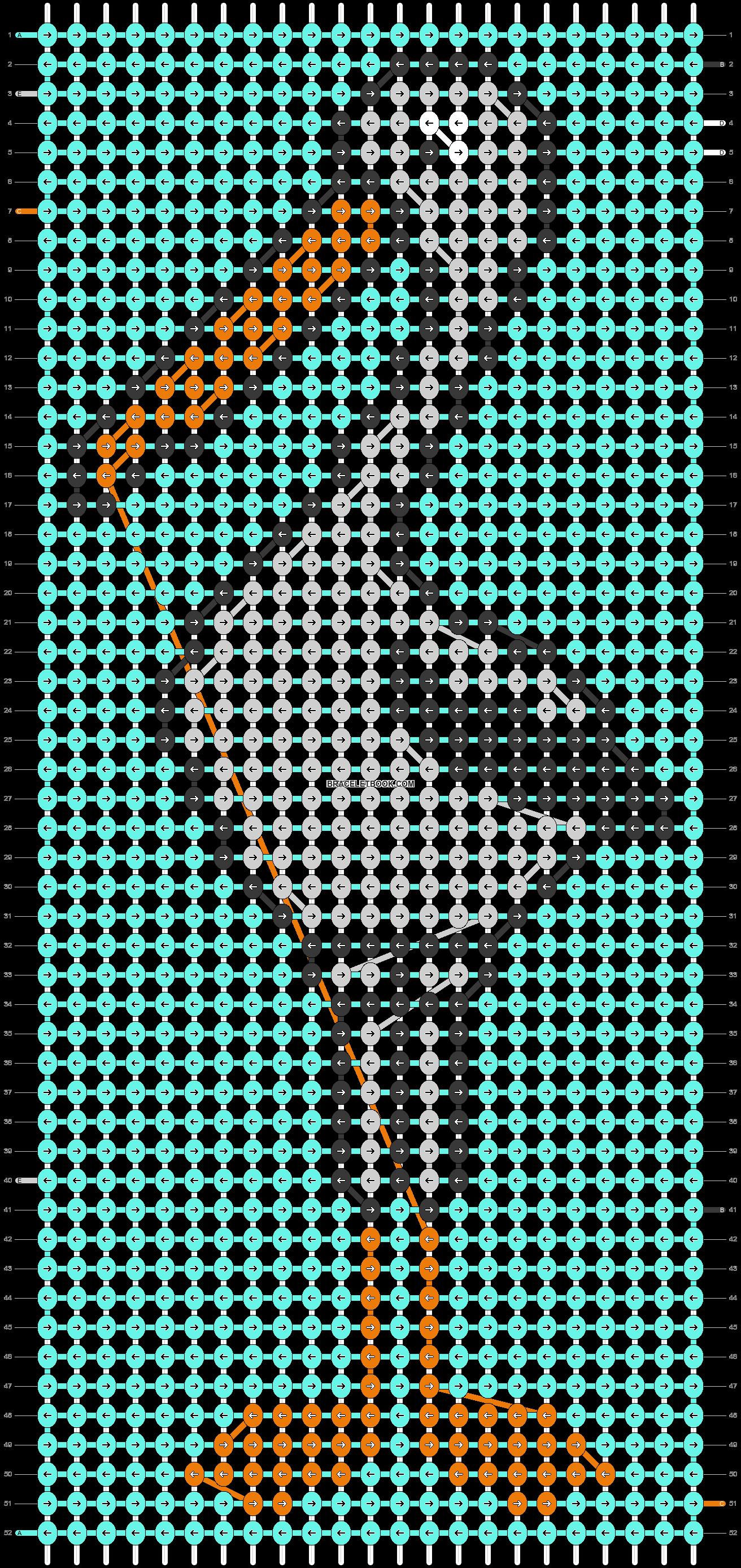 Alpha pattern #56899 pattern