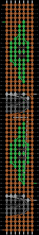 Alpha pattern #56907 pattern