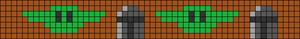Alpha pattern #56907