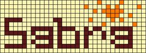 Alpha pattern #56910