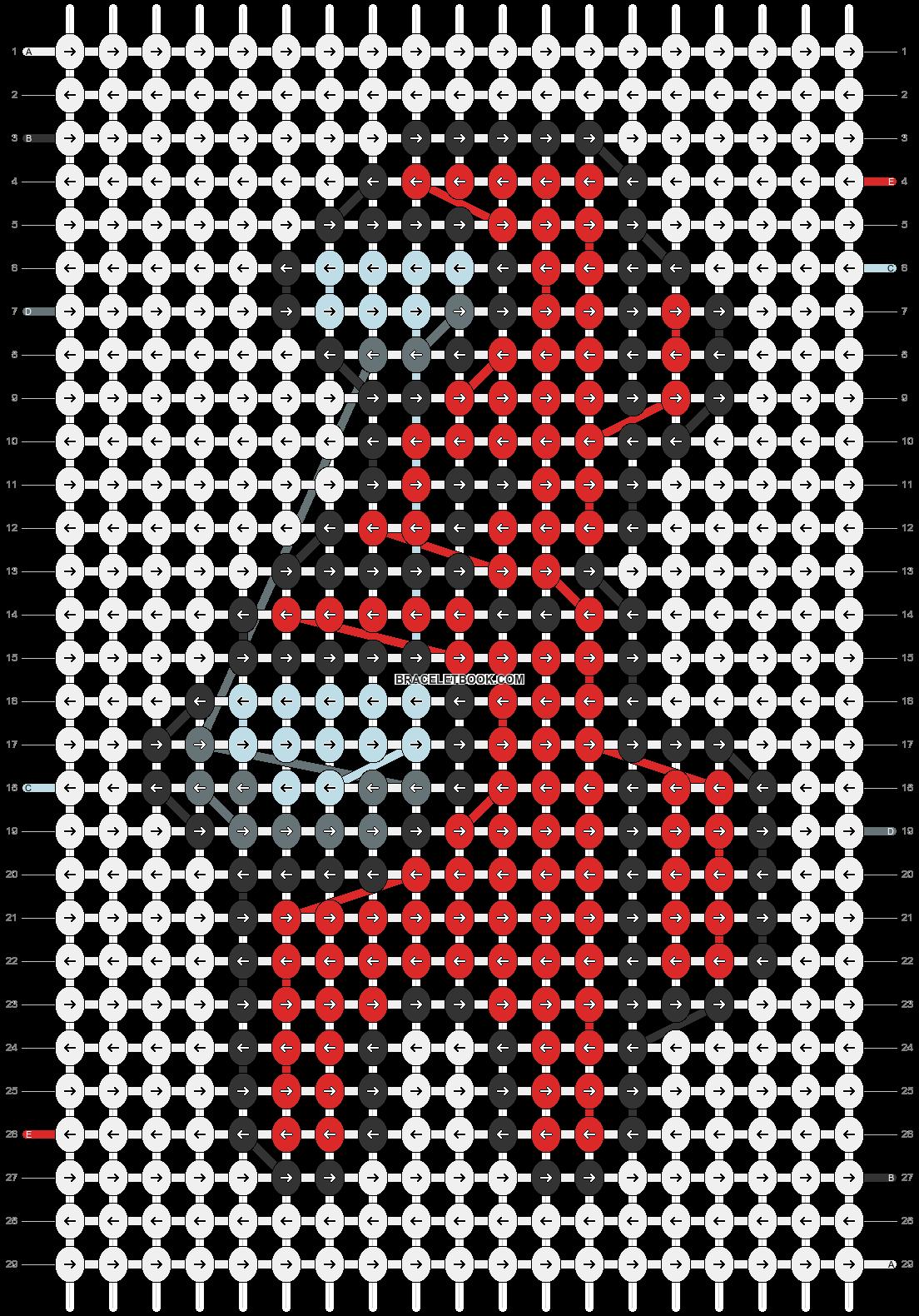Alpha pattern #56920 pattern