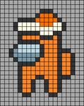 Alpha pattern #56921