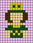 Alpha pattern #56923