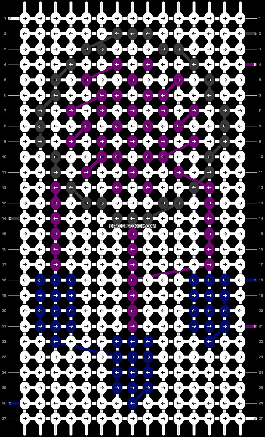 Alpha pattern #56924 pattern