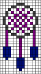 Alpha pattern #56924