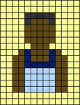 Alpha pattern #56926