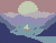 Alpha pattern #56928