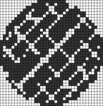 Alpha pattern #56931