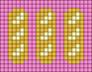 Alpha pattern #56933